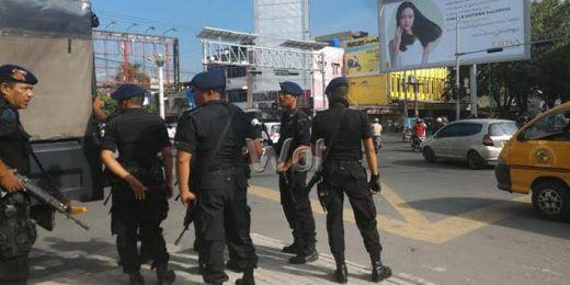 Pasca Keributan IPK dan PP, Medan Masih Siaga I