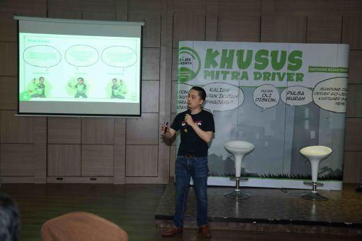 Program GO-JEK SWADAYA Bantu Mitra Driver Medan
