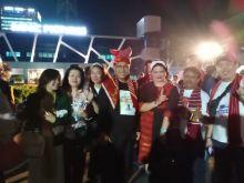 Datangi Studio RCTI Jakarta, Akhyar Ajak Warga Medan Ketik SMS untuk Lyodra