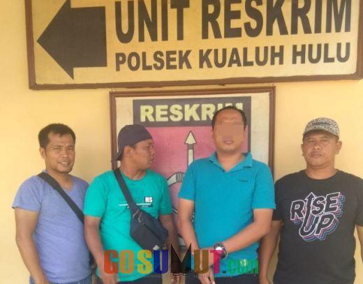 DPO Polda Sumut Diringkus Polisi di Aek Kanopan