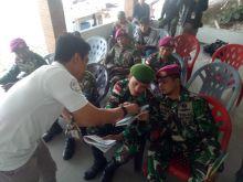 Di Pulau Berhala, Tim Ekspedisi BI Sosialisasikan Uang Rupiah pada TNI