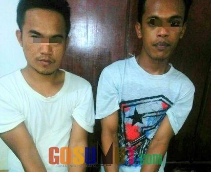 Ketahuan Nyimpan Sabu dalam Bungkusan Rokok, Dua Begundal Diamankan Polisi
