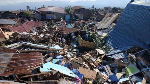 Aksi Peduli Gempa Sulawesi Tengah, Rumah Zakat Kirim Relawan dari 8 Provinsi
