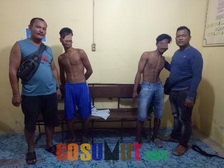 Curi Ciput Kapal, Dua Remaja Diamankan Polisi