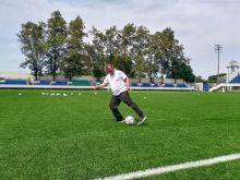Belajar Tata Kelola, Akhyar Jajal Stadion Sepak Bola Semarang