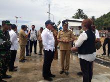 Gubsu Didampingi Unsur Forkopimda Cek Persiapan Sail Nias 2019 di Nisel
