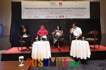 """Program MAMPU dan BITRA Luncurkan Kampanye Publik """"Lindungi Pekerja Rumahan"""""""