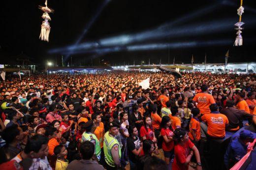Pemprovsu Siapkan Pesta Rakyat untuk Warga Sumatera Utara