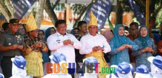 Pemkab Labura Dipercaya jadi Tuan Rumah Harganas ke XXVI Tingkat Provinsi Sumatera Utara