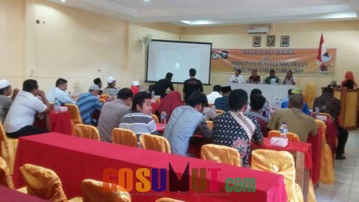 Meningkatkan Kesadaran Warga, KPU Gelar Sosialisasi Penyelenggaraan Pemilu 2019