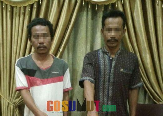 Lagi Main Judi, Warga Dusun Gapuk Digaruk Polisi