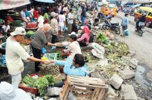 Pemko Medan Lamban Tertibkan PKL Pasar Sukaramai