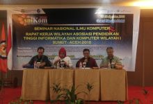 Rakorwil APTIKOM Wilayah I Sumut dan Aceh Lakukan Diskusi Panel
