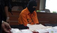 Bawa Sabu, Pria Asal Malaysia Ditangkap di Kualanamu
