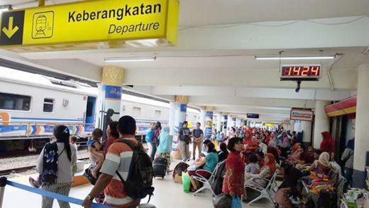 Mulai 7 Maret 2018, Tiket KA untuk Lebaran Sudah Bisa Dipesan