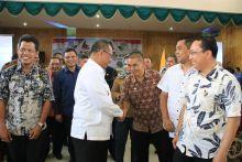 Zain Nozal Terpilih Sebagai Ketua IKAPTK Kota Medan, ini Pesan Wakil Wali Kota