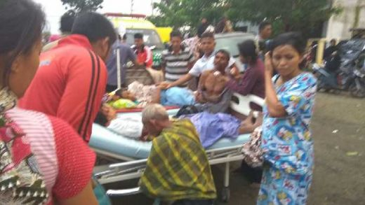 Gempa 6,4 SR Guncang Aceh, Warga Berhamburan ke Luar Rumah
