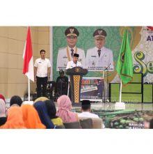 Bersama LASQI, Pemkab Paluta Gelar Festival Seni Qasidah Ke II Tingkat Kabupaten
