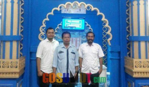 Turut Menyukseskan, PDAM Tirtanadi Distribusikan Air Bersih di Lokasi MTQN XXVII