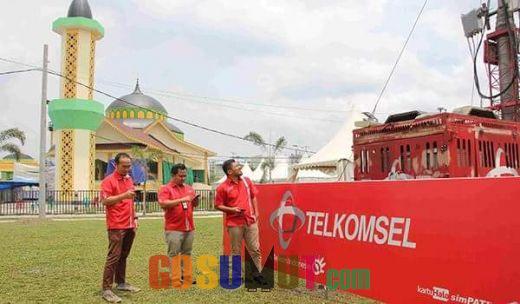 Telkomsel Dukung Penuh Kelancaran Komunikasi di MTQN XXVII
