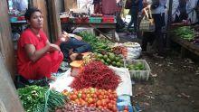 Harga Sembako di Pasar Tradisional Sibuhuan Melonjak