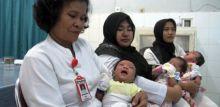 Seorang Bayi Korban Traficking Dipindahkan ke Ruang Anak 3