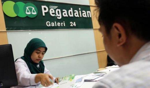 Pegadaian Sosialisasi Produk Arrum Haji di Kementerian Agama Sumut