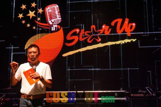 """Telkomsel Luncurkan """"Star Up Project NSP for Selebgram"""""""