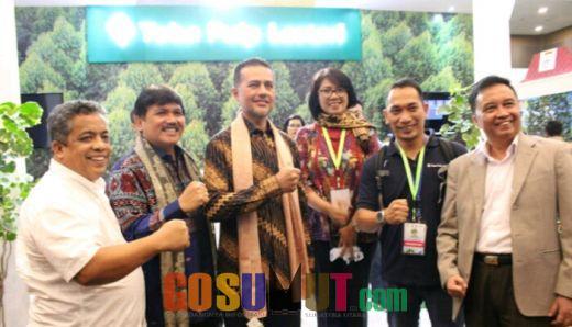 TPL Raih Stand Terbaik II Kategori Perusahaan/BUMN di Ajang ICC Forum & Expo 2019