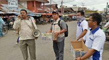 PHK Palas Kumpulkan Donasi untuk Korban Gempa Pidie Jaya