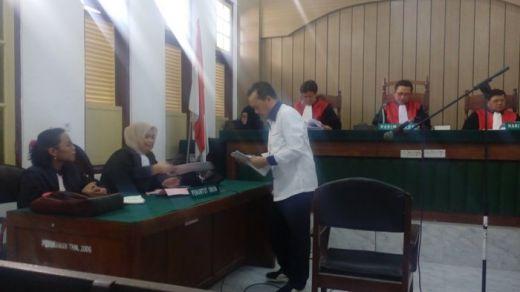 Ramadhan Pohan Kena Damprat di Pengadilan Medan