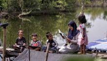 Pelindo 1 Dukung Kampung Ramah Anak di Belawan
