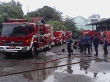 Dinas P2k Kota Medan Minta Tambah Mobil Kebakaran