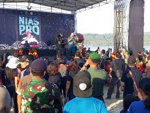 Dirjen Pembangunan Kemendes PDT Buka Surfing Nias Pro 2019