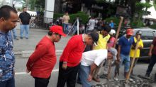Wali Kota Instruksikan Dinas Buat Saluran Crossing untuk Atasi Banjir Lapangan Merdeka