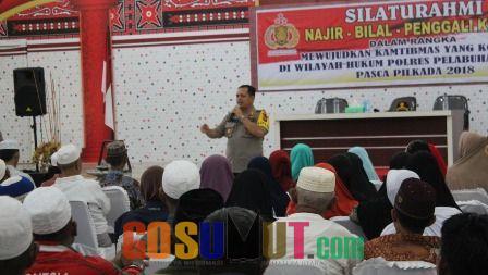 Kapolres Belawan Libatkan Nazir, Bilal dan Penggali Kubur