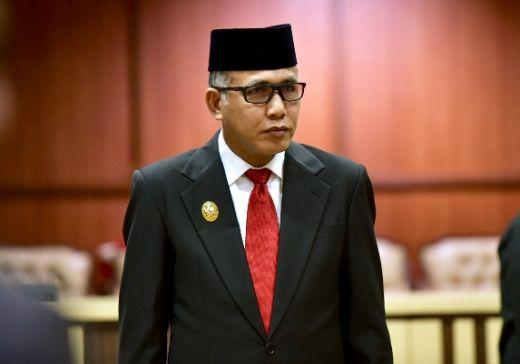 Gubernur Aceh Wanti-wanti Jajaran dalam Penyaluran Bansos