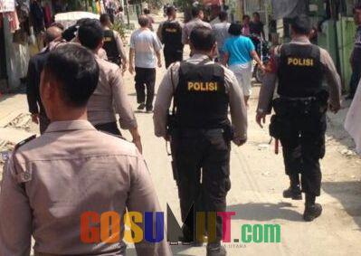 Polisi Kejar Penganiaya Personel Sabhara