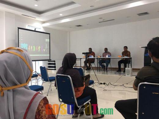 Menjadi Narasumber Sharing Wirausaha, Muklis Azhar Mengajak Masyarakat Untuk Kreatif Dalam Berwirausaha