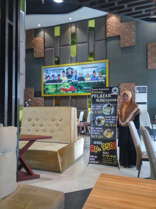 Resto GH Corner Medan, Menu Citarasa Islami