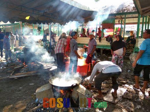 Melihat Solidaritas Masyarakat Aceh di Posko Pengungsian