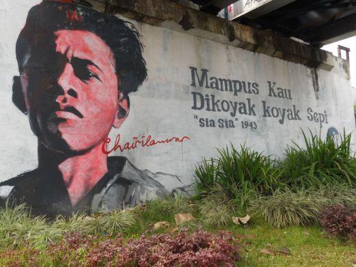 Mengungkap Takbir Teka-Teki Rumah Chairil Anwar di Kota Medan
