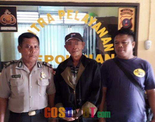 Preman Terminal Dicokok Polisi