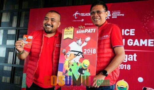 Telkomsel Optimis Sukseskan Asian Games 2018