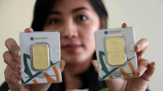 Harga Emas Masih Bergerak dalam Level Terbatas