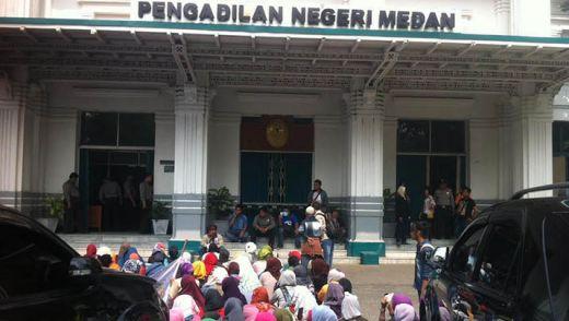 PN Medan Harus Serius Gugatan Class Action Masyarakat Terhadap PDAM Tirtanadi