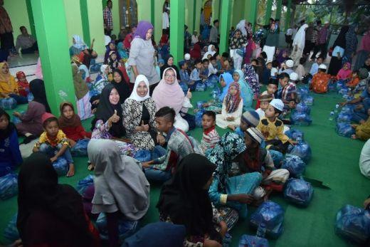 Wagubsu Nurhajizah Safari Ramadhan di Air Joman