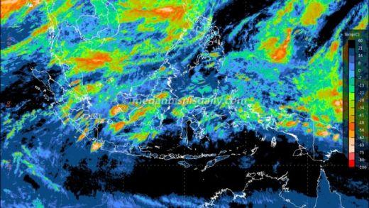 Suhu Udara di Medan Cukup Panas, Inilah Penjelasan BBMKG