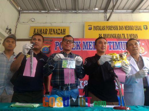 Bandar Sabu asal Aceh Ternyata Pengendali Jaringan Narkotika Malaysia