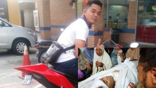 Sebelum Tewas Ditembak, Penagih Uang Setoran Dua Kali Dijemput Petugas Polisi